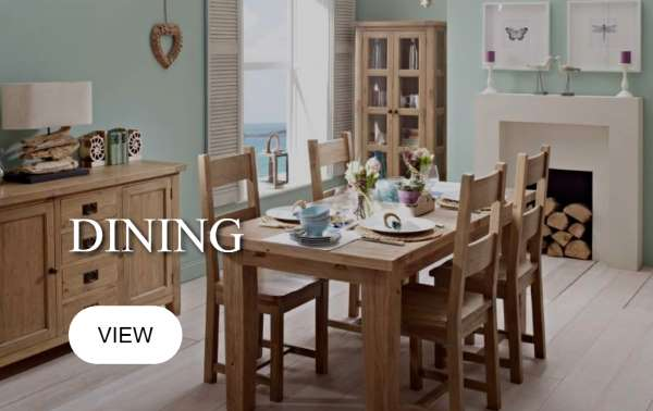 Oak Dining Room Furniture, Carlisle, Cumbria