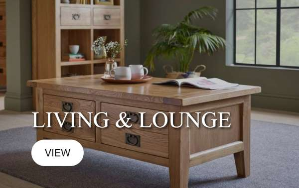Oak Living Room Furniture, Carlisle, Cumbria