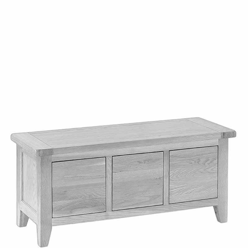 3 Drawer Bench Seat