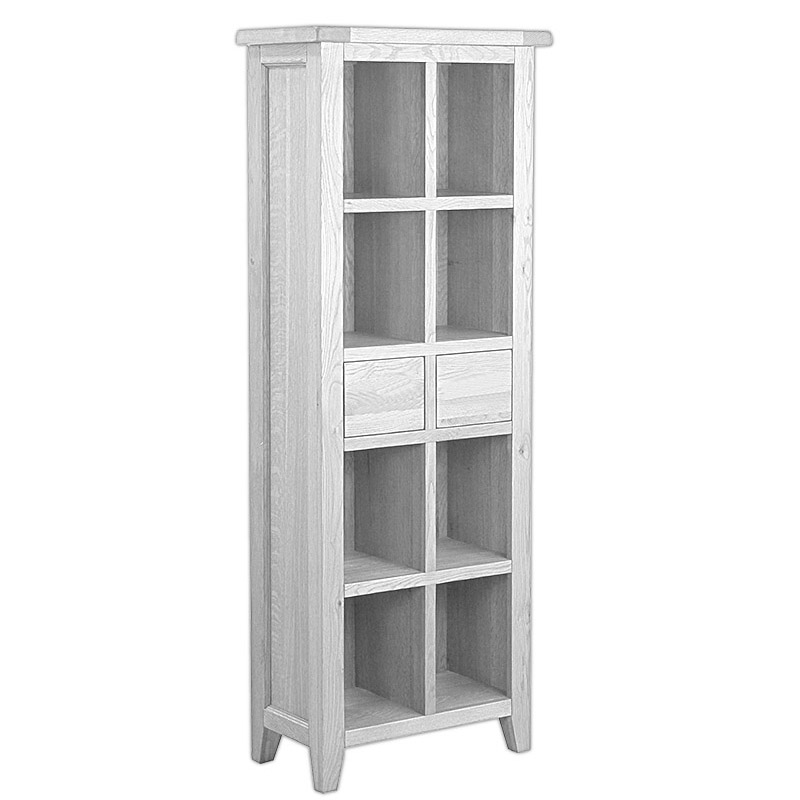 2 Drawer Bookcase