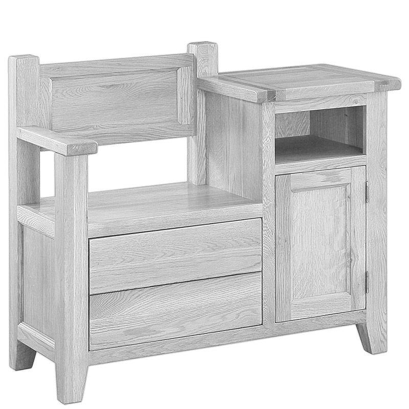 1 Drawer Occasional Bench