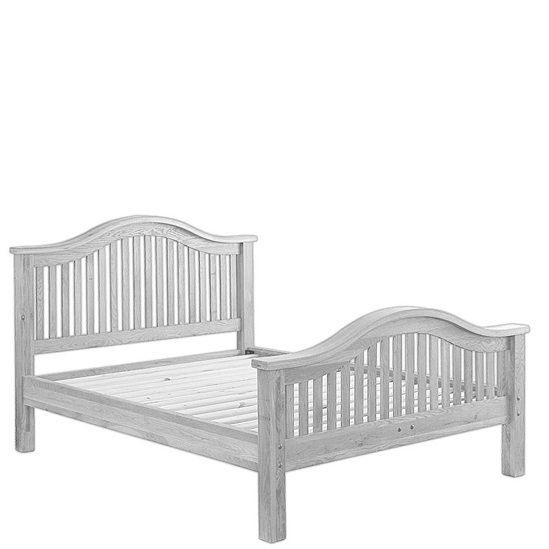 Curved Slatted Bed
